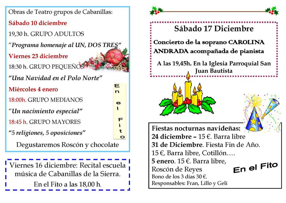 Excepcional Libre De Actividades De Navidad Imagen - Dibujos Para ...